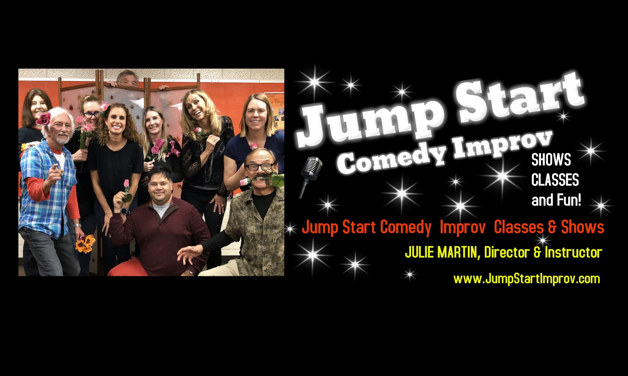 Jump Start Comedy Improv